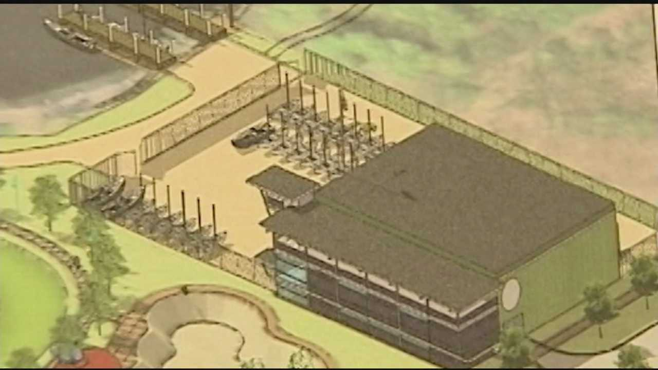 The project is expected to cost more than $33 million