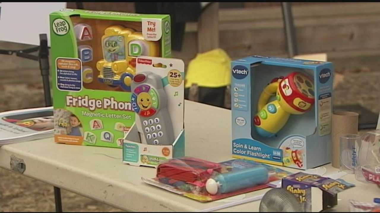 Ahead of Christmas shopping rush, VPIRG releases survey of potentially risky toys