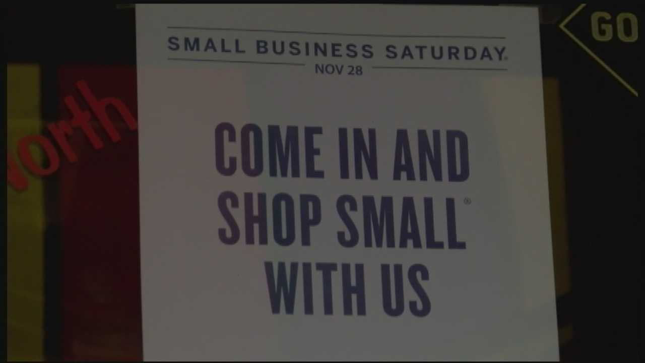 Maui North in Plattsburgh is one of many stores participating in Small Business Saturday.