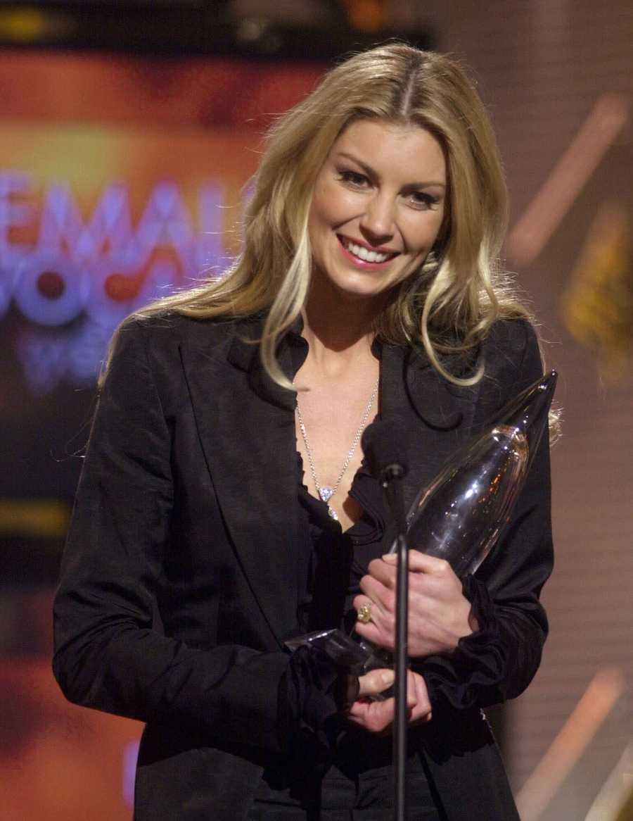 """Breathe"" by Faith Hill tops the U.S. charts as the most popular song."