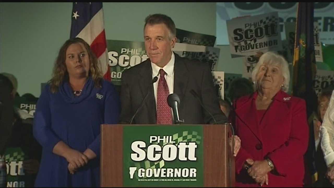 Lt. Gov. Phil Scott enters 2016 race for governor