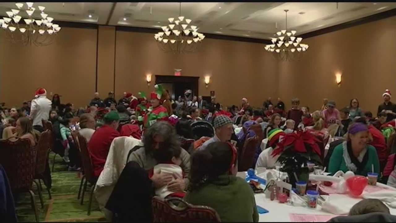 Event has fed thousands of Vermont families