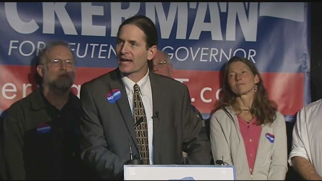Zuckerman begins campaign for Lt. Governor