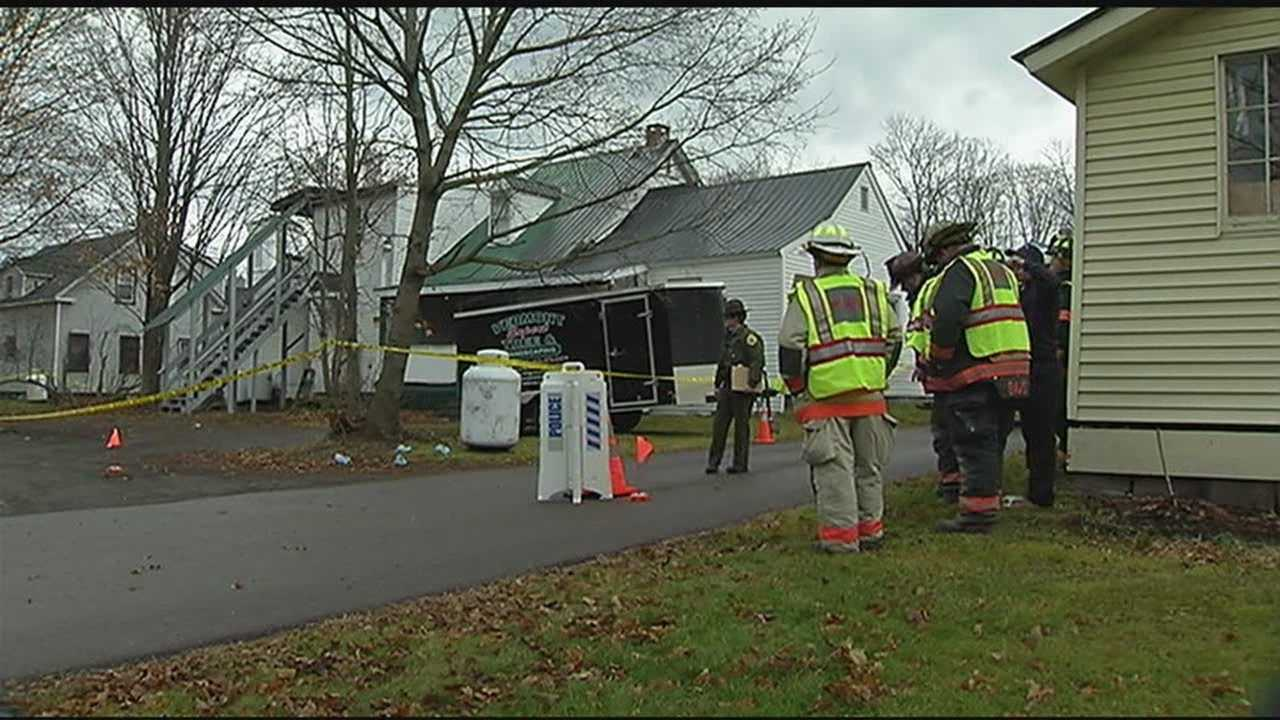 Agents with the Vermont State Bomb Squad and the federal Bureau of Alcohol, Tobacco, Firearms and Explosives were investigating the explosion. They defused a second unexploded bomb.