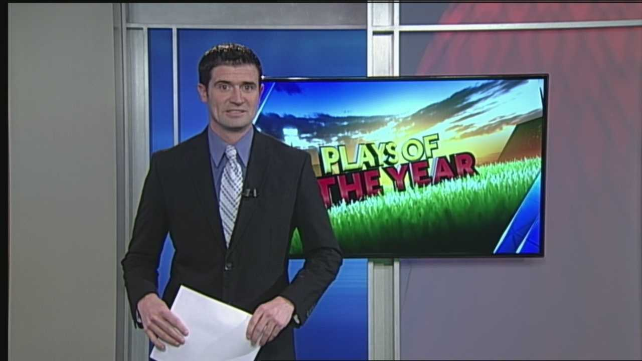 The first 5 WPTZ Top Plays of the Year for you to vote on