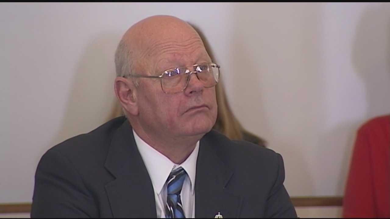 Former State Sen. Norm McAllister