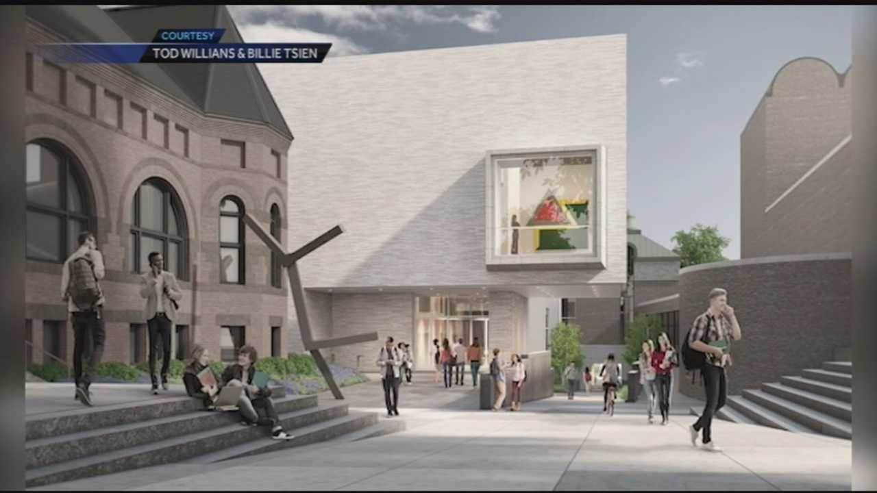 The Hood Museum of Art in Hanover is scheduled to close mid-March for expansion and renovation. And this creative center in the heart of Dartmouth College is getting more than a fresh coat of paint.