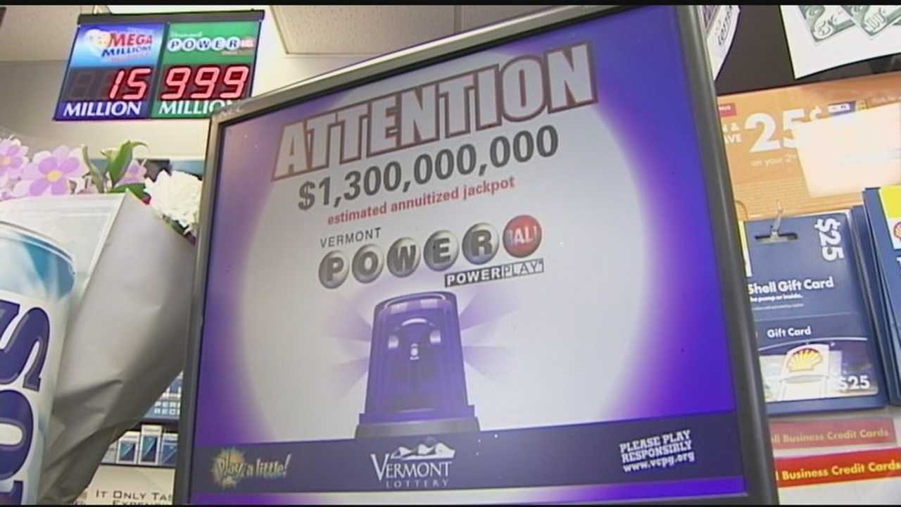 Lottery officials say Vermont stores sold big second-tier Powerball prizes and customers hope the karma sticks around awhile.