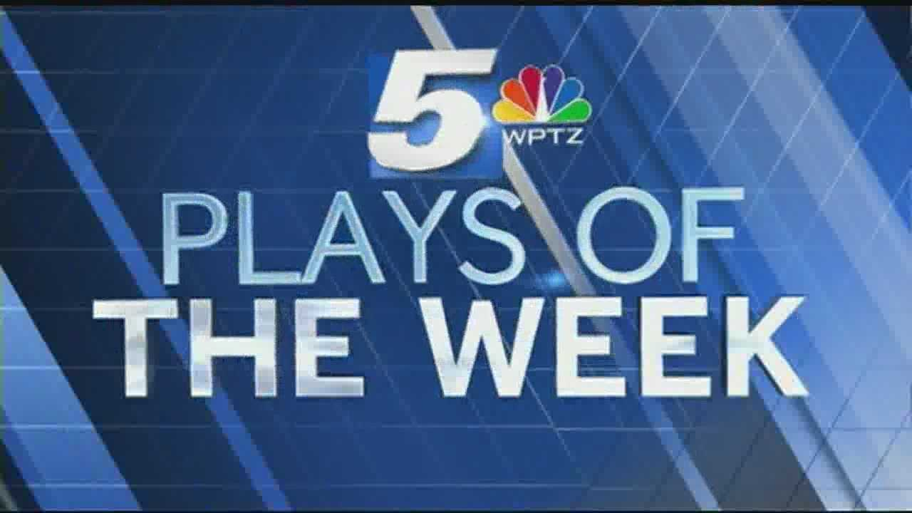 WPTZ Plays of the Week for Jan. 11th - 14th
