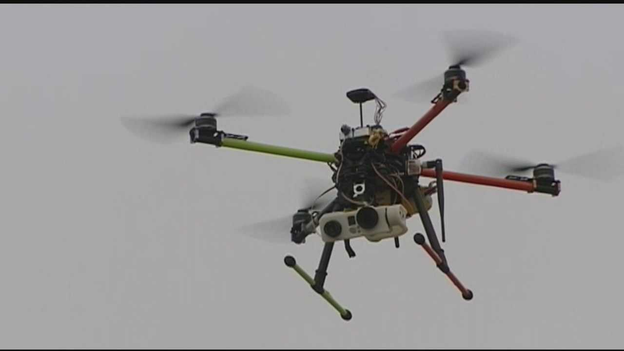 A bill regulating aerial drones and police license plate readers won unanimous approval. Wednesday in the Vermont Senate.