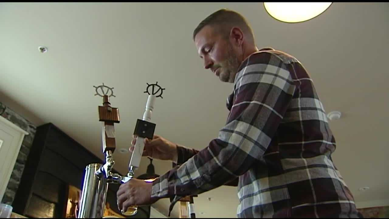 Valcour Brewing Co. is set to open January 16 at Plattsburgh's Old Stone Barracks.