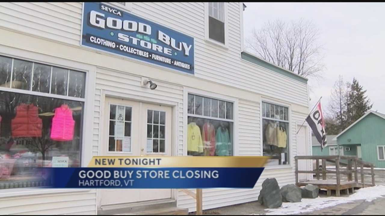 Customers and donors will have to stay farewell to one of the Good Buy stores. Store staff said the local resale shop will be closing its doors on Jan. 23. Employees say they are consolidating the Hartford location along Route 5 with the other Upper Valley store in White River Junction because of financial difficulties.