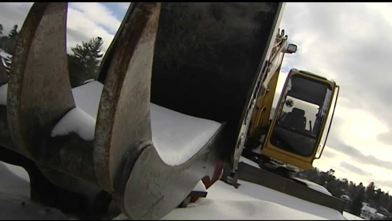 Winter Carnival organizers say ice cutting will begin next week.