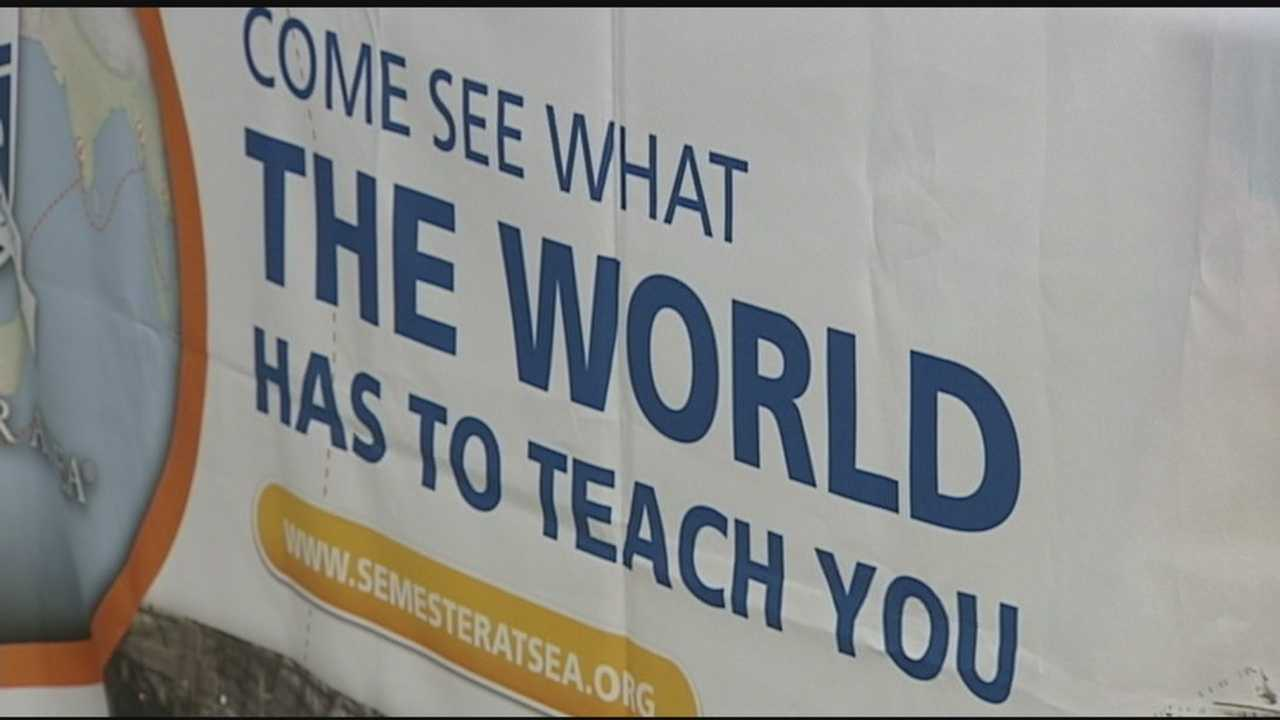 South Burlington High School hosted a gap year fair Wednesday