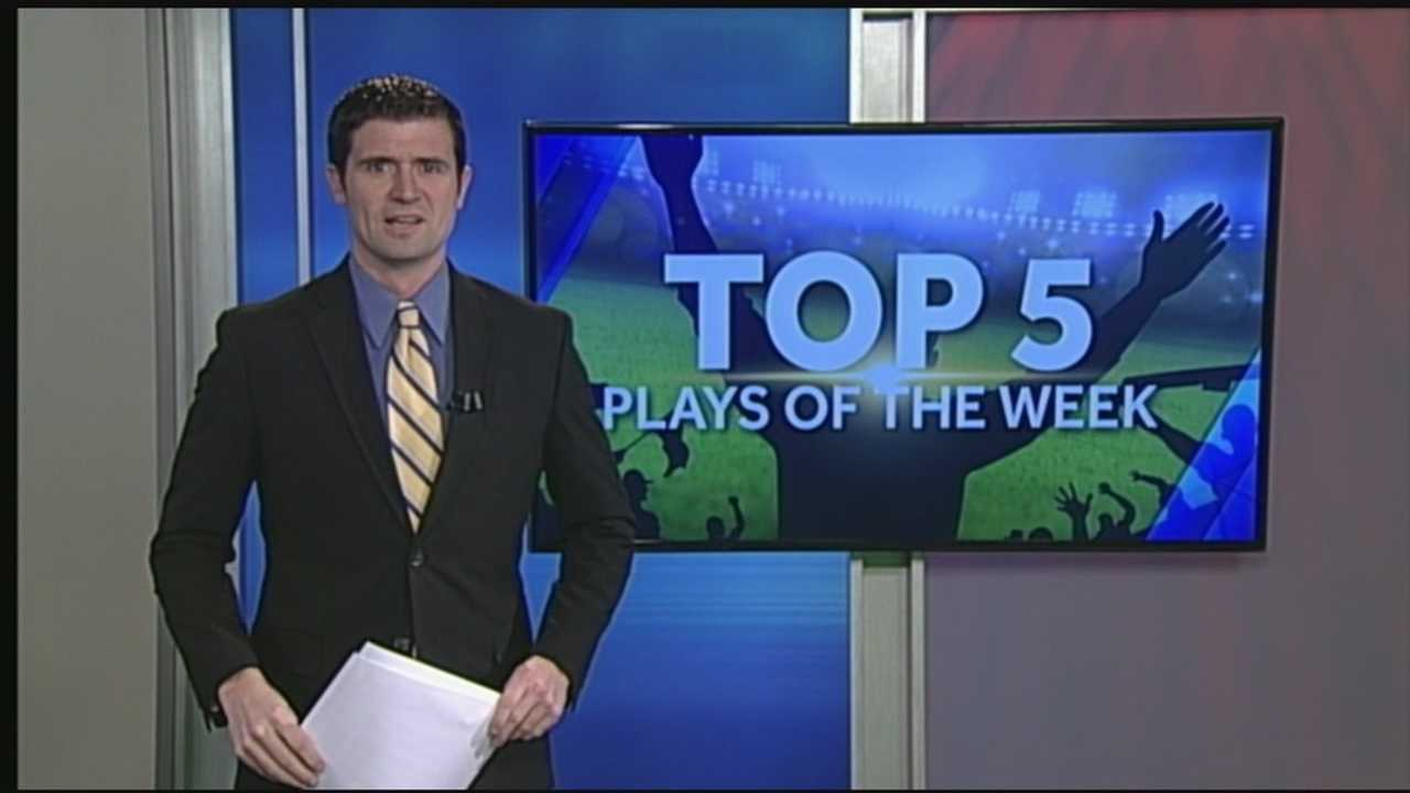 WPTZ Top Plays (1/25th - 1/28th)