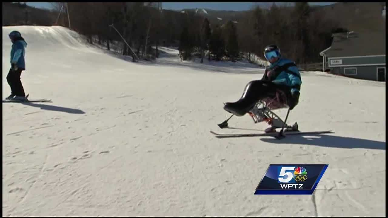 A three-day training camp is underway in Vermont's Mad River Valley that will result in the invitation of two athletes to compete in the U.S. Paralympic Alpine National Championships next month in New Hampshire.