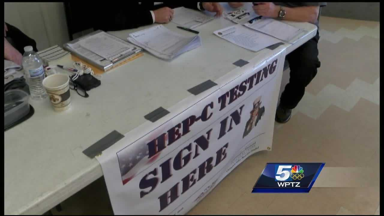 American Legion Post 1619 in Morrisonville is offering free Hepatitis C testing to veterans on Saturday.