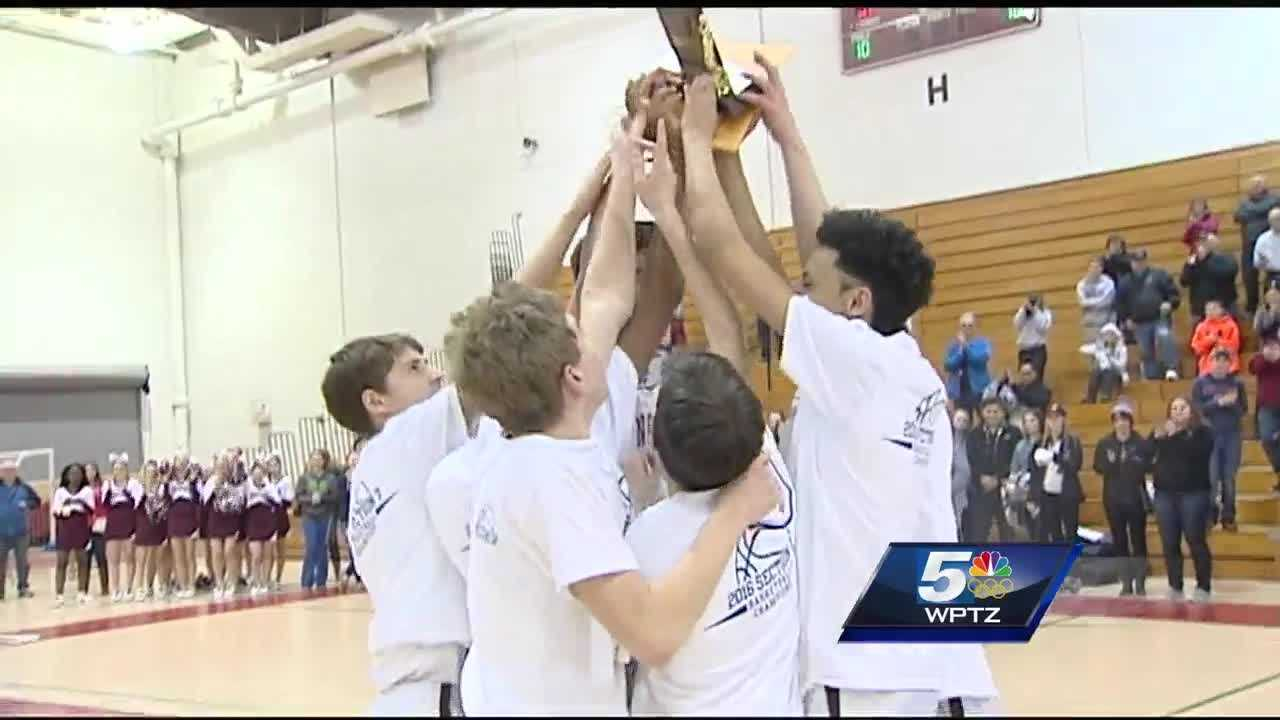 NCCS wins section 7 title