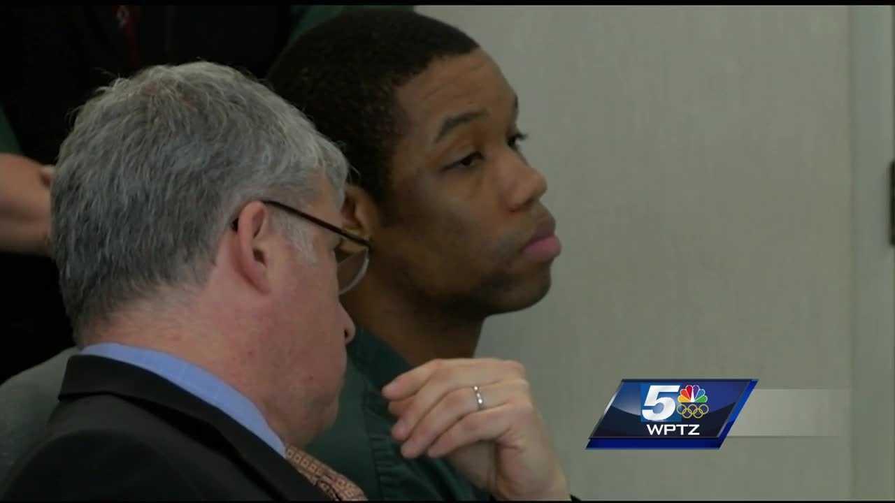 Chavis Murphy appeared in court Wednesday.