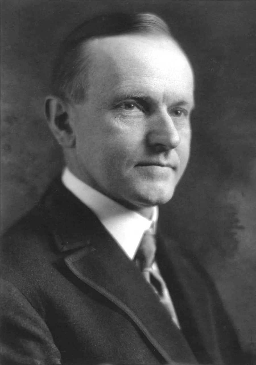 Vermont-born U.S. president Calvin Coolidge was the only president to be born on the 4th of July.