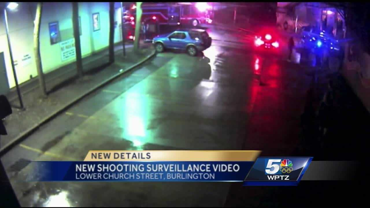 Police obtained the videos from two businesses near Zen Lounge on Lower Church Street. The videos were recorded by security cameras at Burlington Telecom and the Flynn Theater.