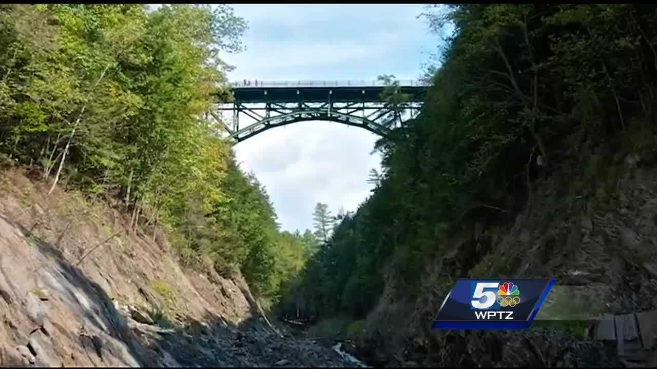 Lawmakers consider steps to reduce fatal falls from the Quechee Gorge bridge