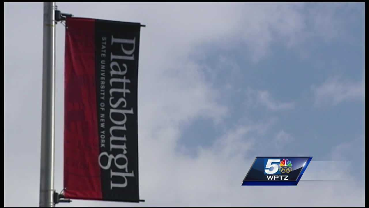 SUNY Plattsburgh officials say $550,000 will be cut from the university's budget starting in July.