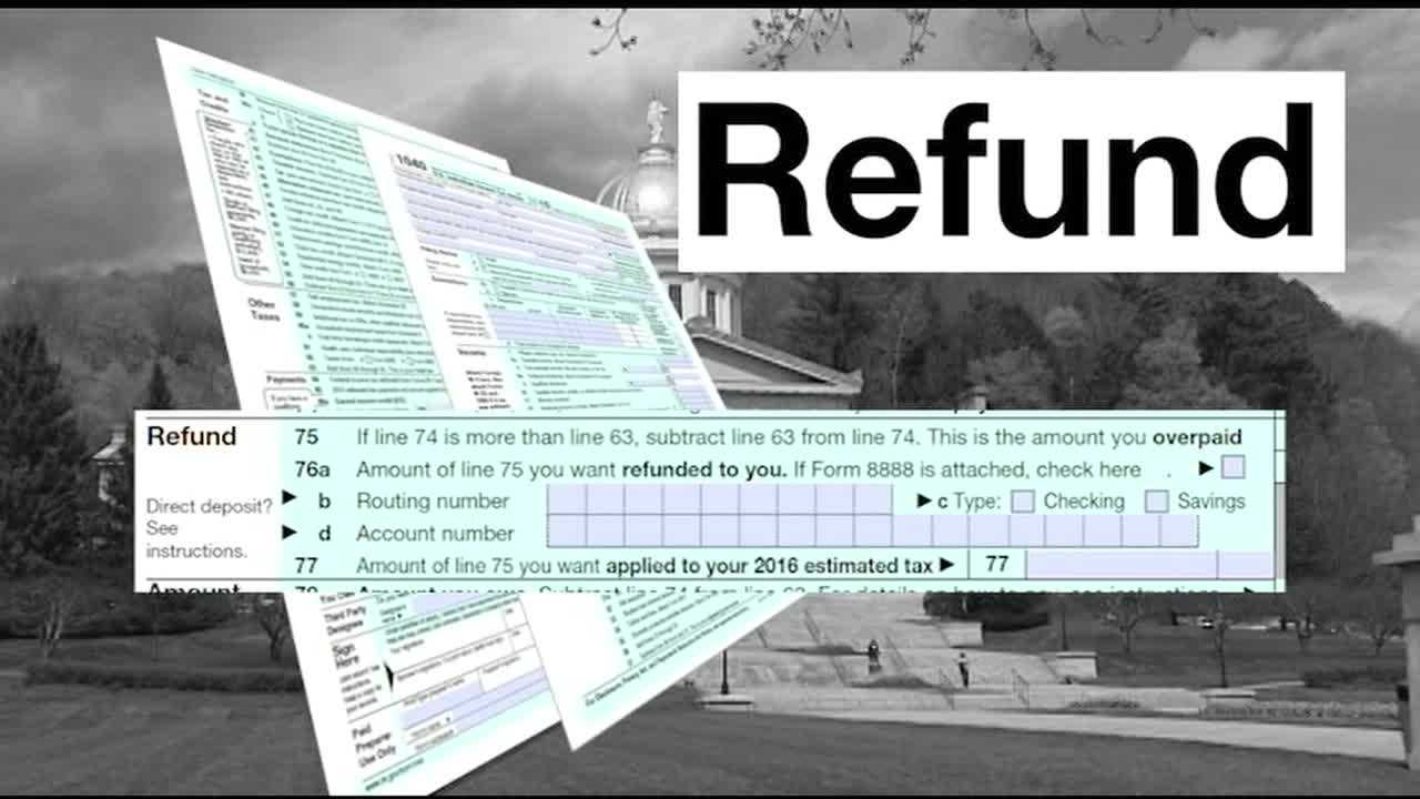 Vermont's Tax Department reports a spike in fraud this year, and is scrutinizing refunds to detect crooks