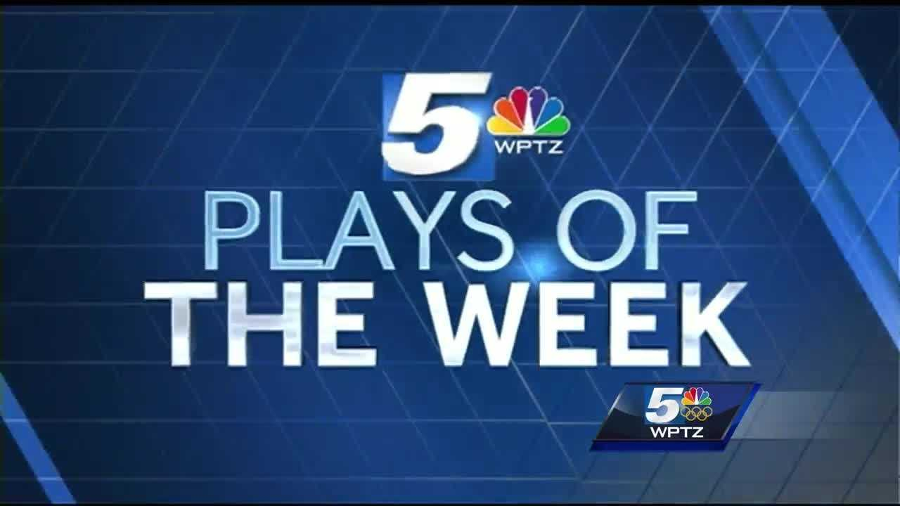WPTZ Top Plays of the Week
