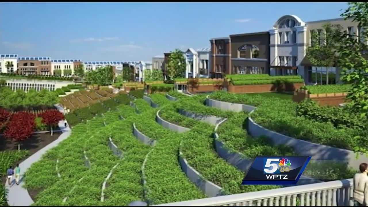 A Utah developer envsions a futuristic $5B housing community for the hills of Windsor County