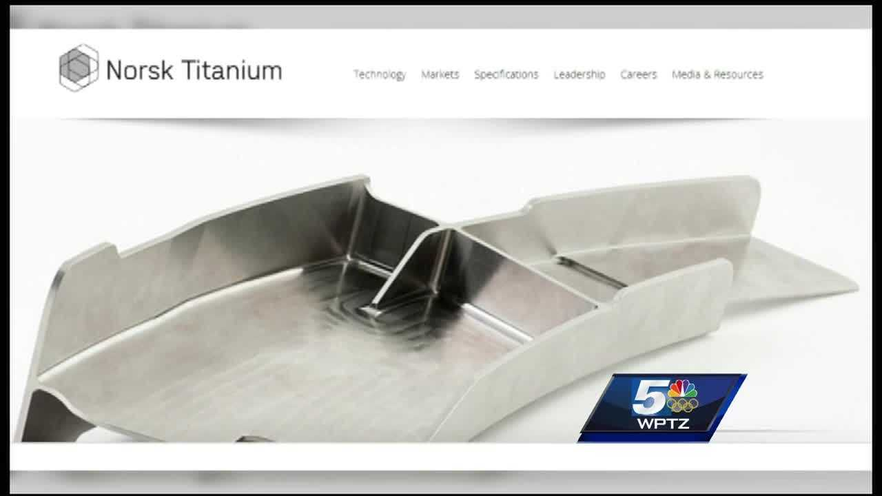 A proposed titanium plant could mean hundreds of North Country jobs.