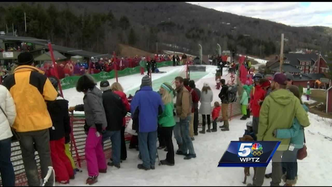 Annual pond skimming event at Sugarbush Resort helps welcome in spring