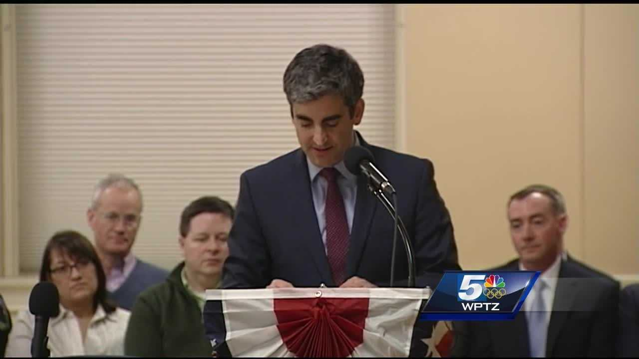 Weinberger said he wants to propel the Queen City forward – for lifelong residents and the newest Burlingtonians.