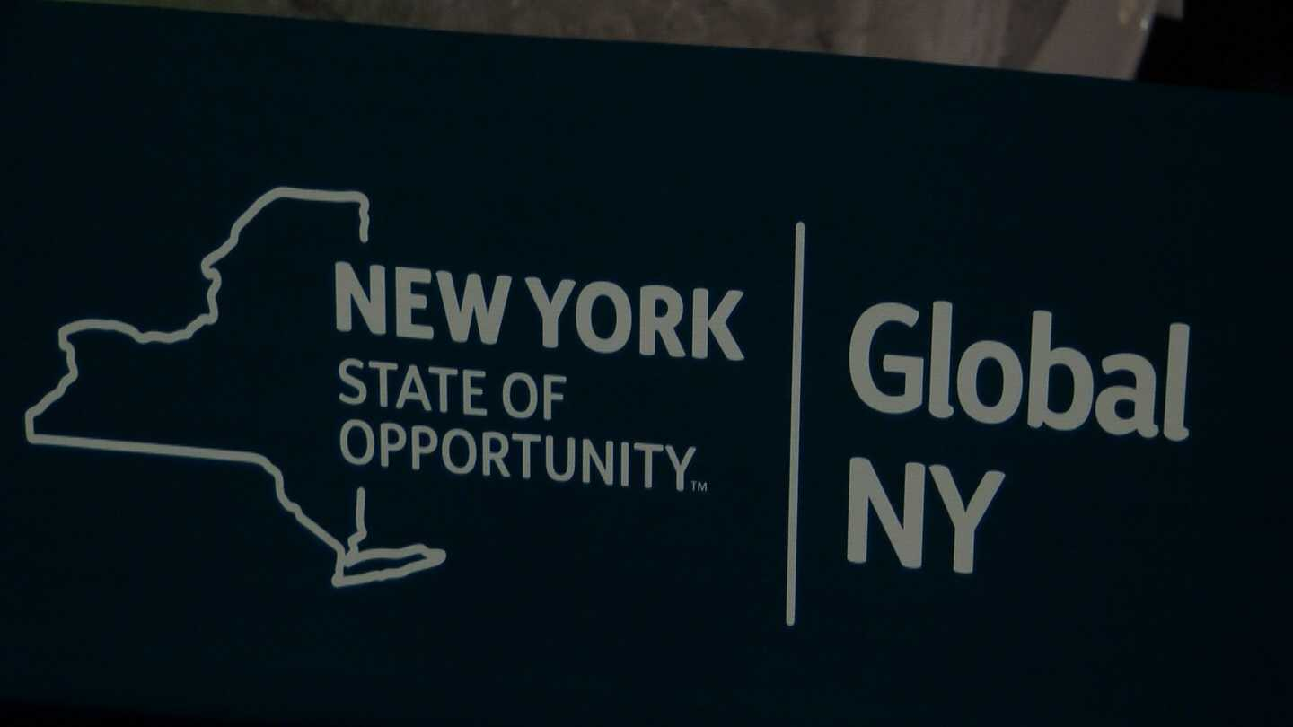 Several North Country leaders and small business owners met Tuesday morning to talk about the Global NY Fund.