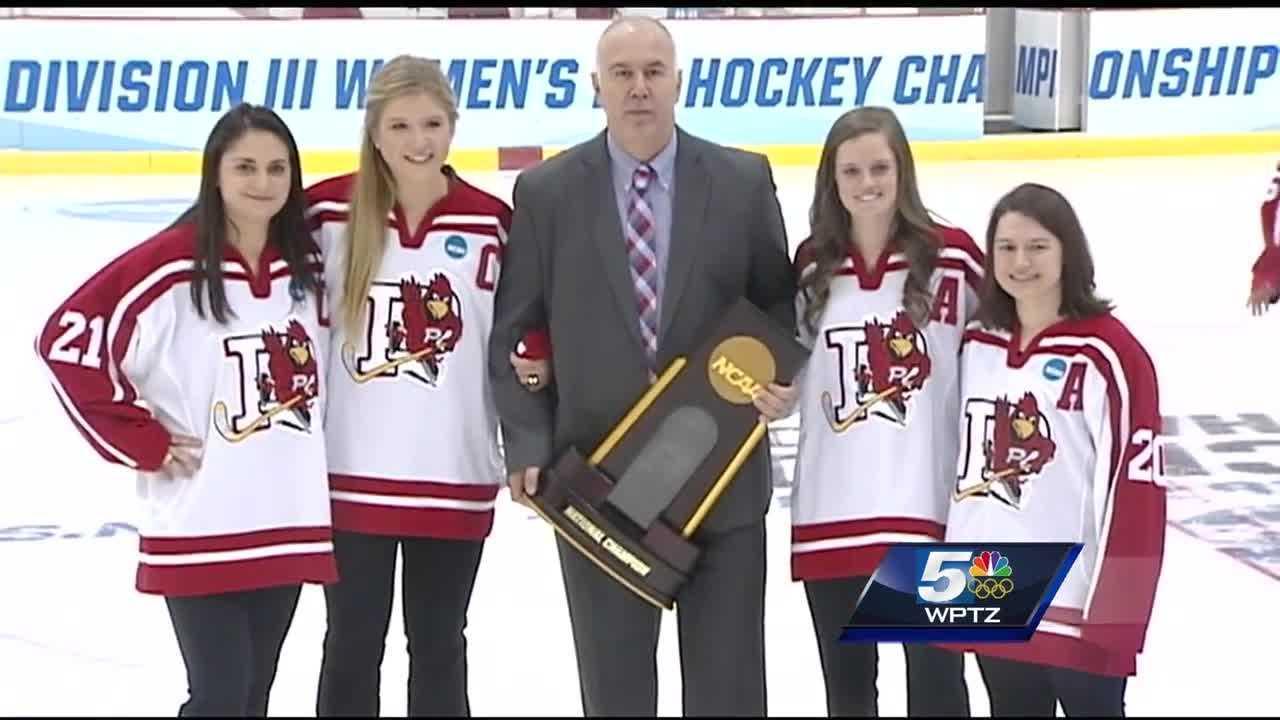 Remembering Cardinal Hockey Season
