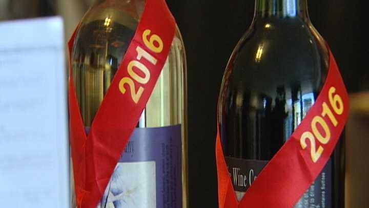 The Champlain Wine Company in downtown Plattsburgh has something to celebrate.