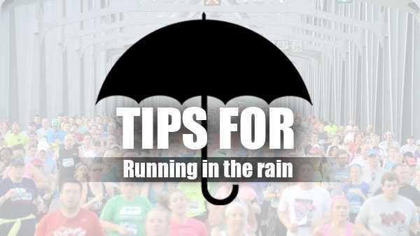 Vermont City Marathon: Tips for running in the rain