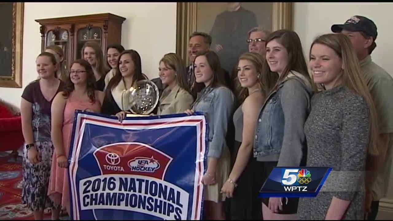 Governor honors U19 Champs