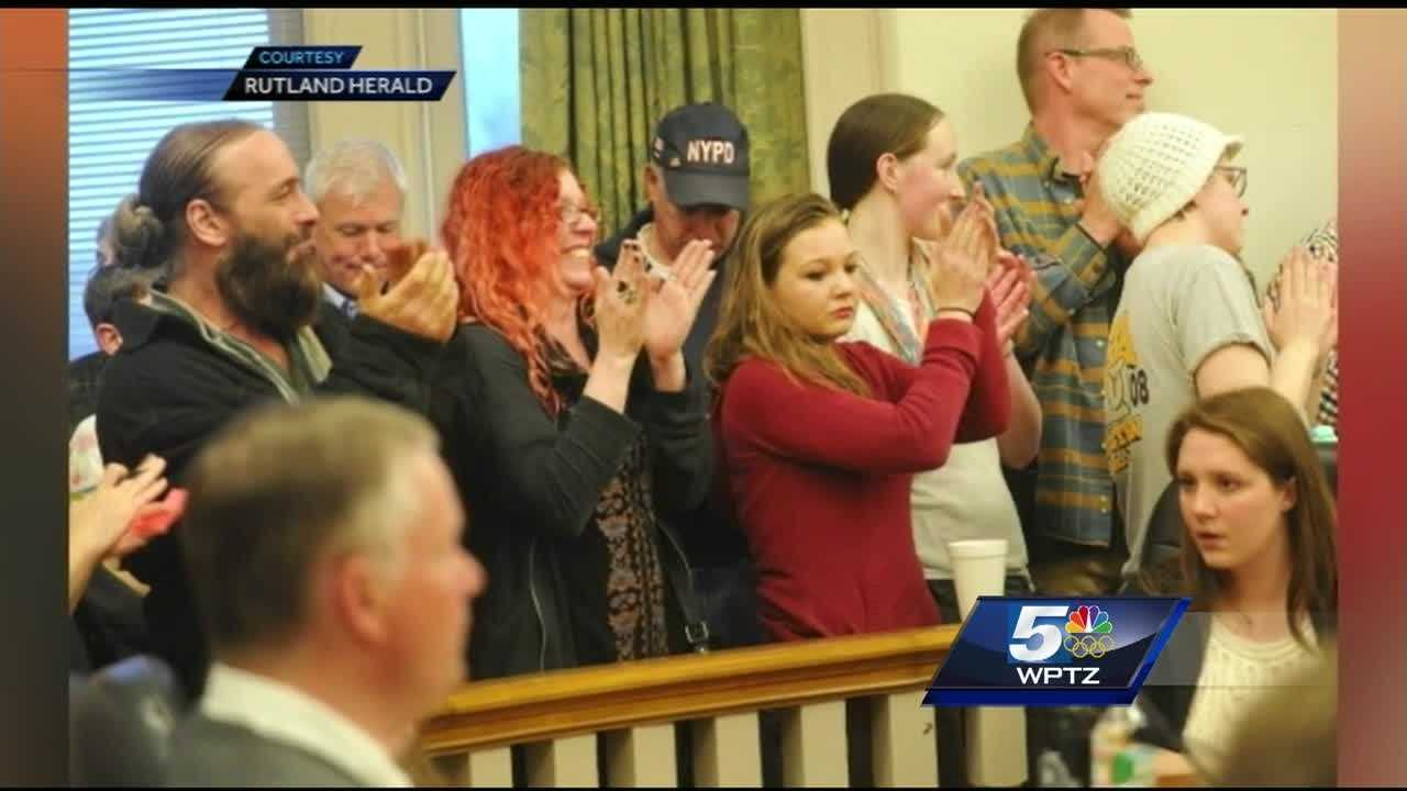 Rutland residents weigh in on city's plan to resettle refugees.