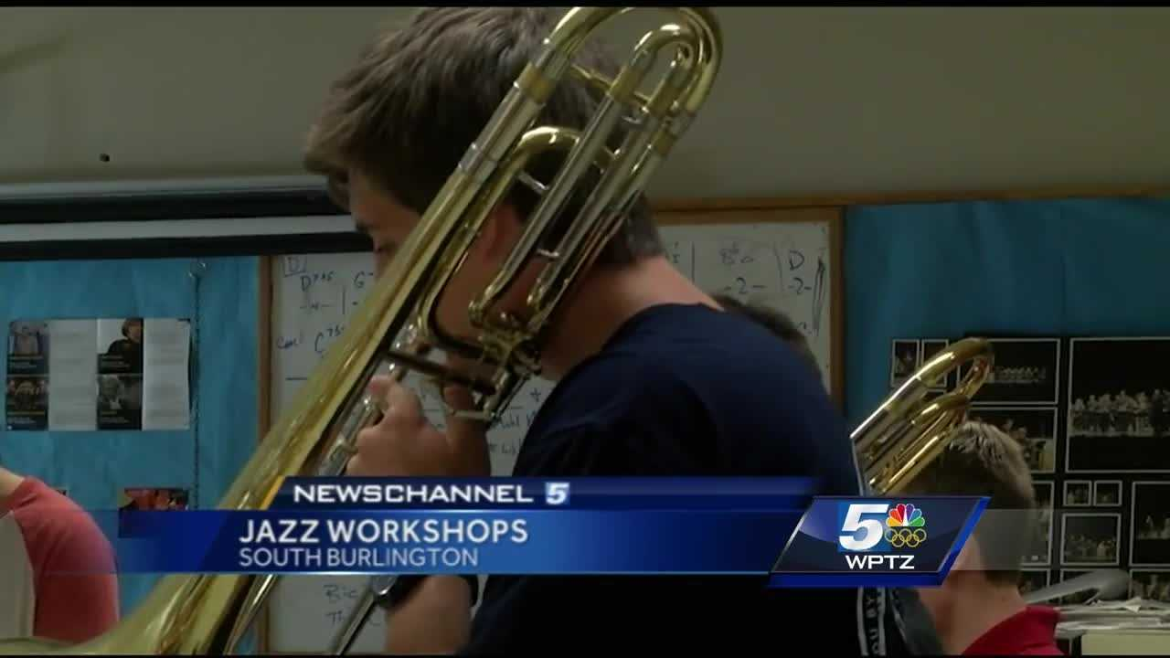 Discover Jazz is hosting high school workshops