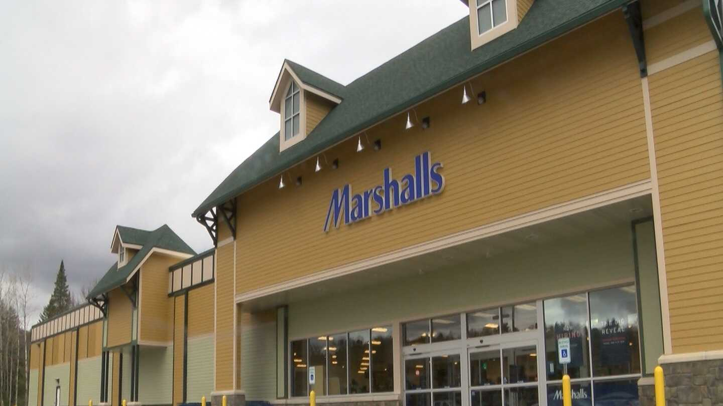 Marshalls will open its Lake Placid store on May 5.