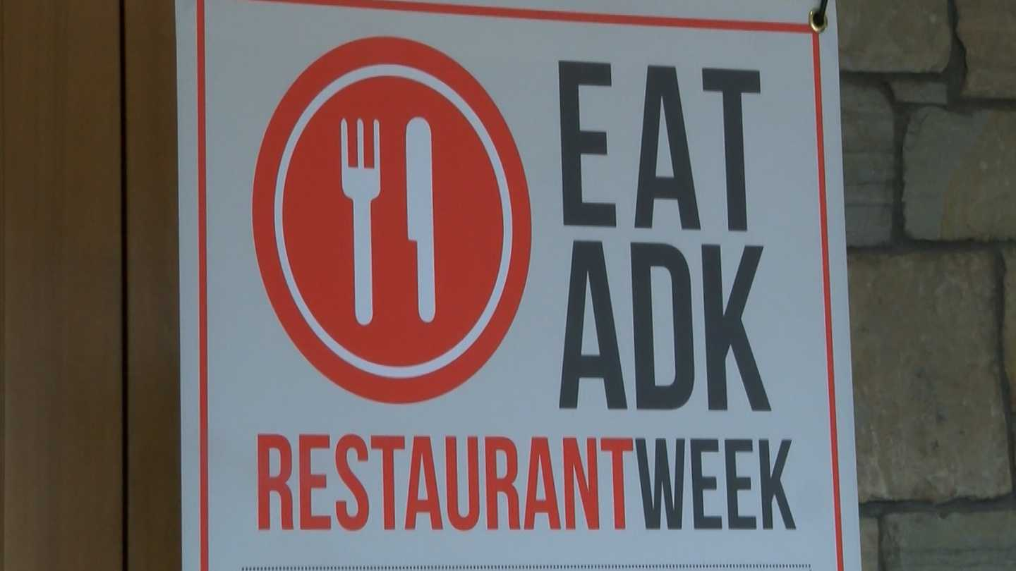 Lake Placid is hosting the first ever EAT ADK restaurant week this month.