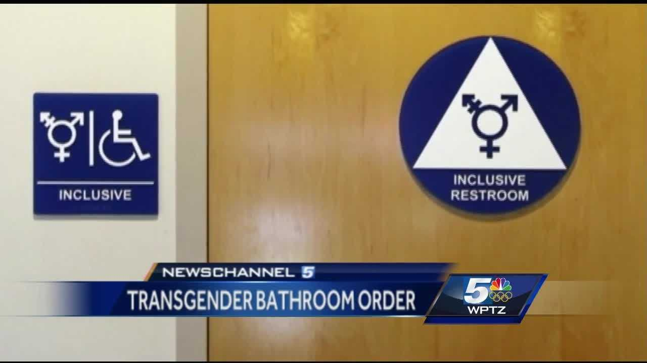 New guidance from the U.S. Education and Justice Departments directs public schools to allow transgender students access to bathrooms that match their gender identity, even though those identities would differ from the gender stated on the students' birth certificates.