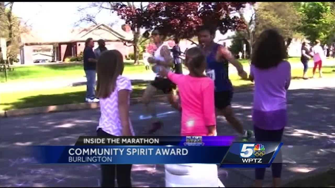For the past two years, Lakewood Estates has won the coveted Community Spirit Award, attracting hundreds of people to their mile 18 cheering section. They don't expect this year to be any different.