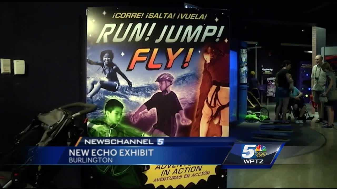 ECHO welcomes traveling exhibit about physical activity
