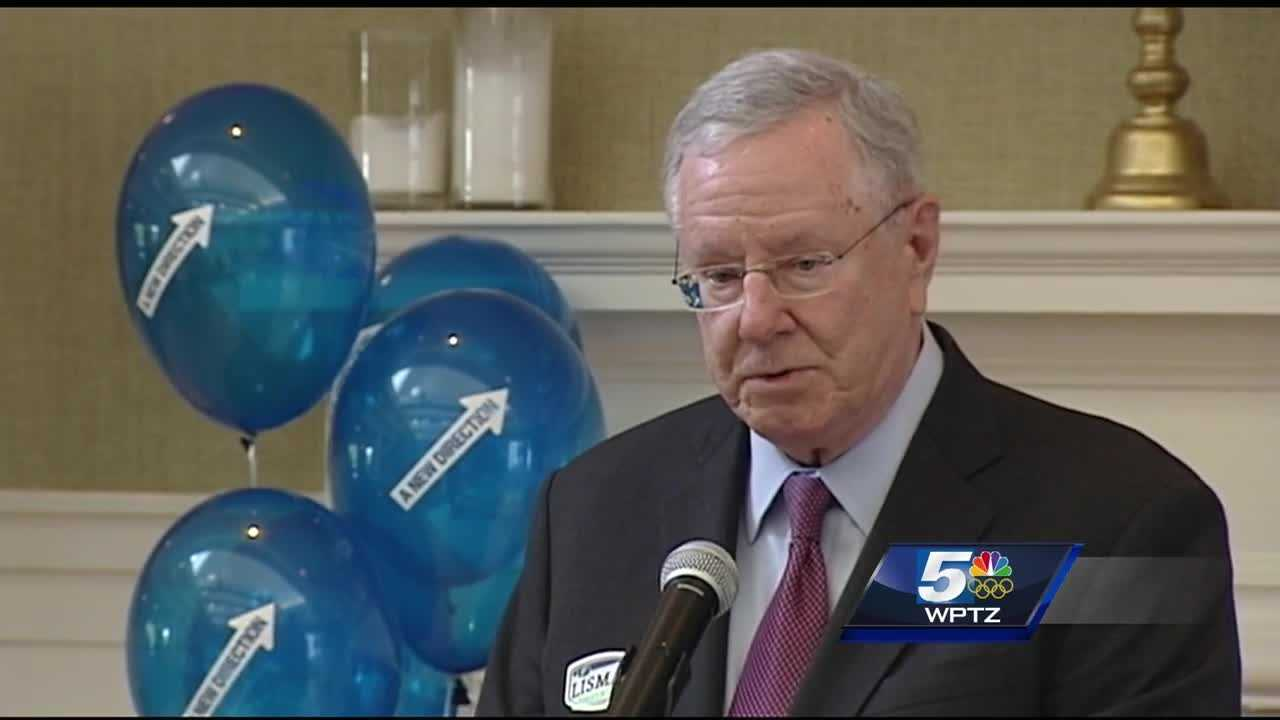 Forbes editor and former GOP presidential candidate Steve Forbes  endorses Bruce Lisman for governor of Vermont Friday.