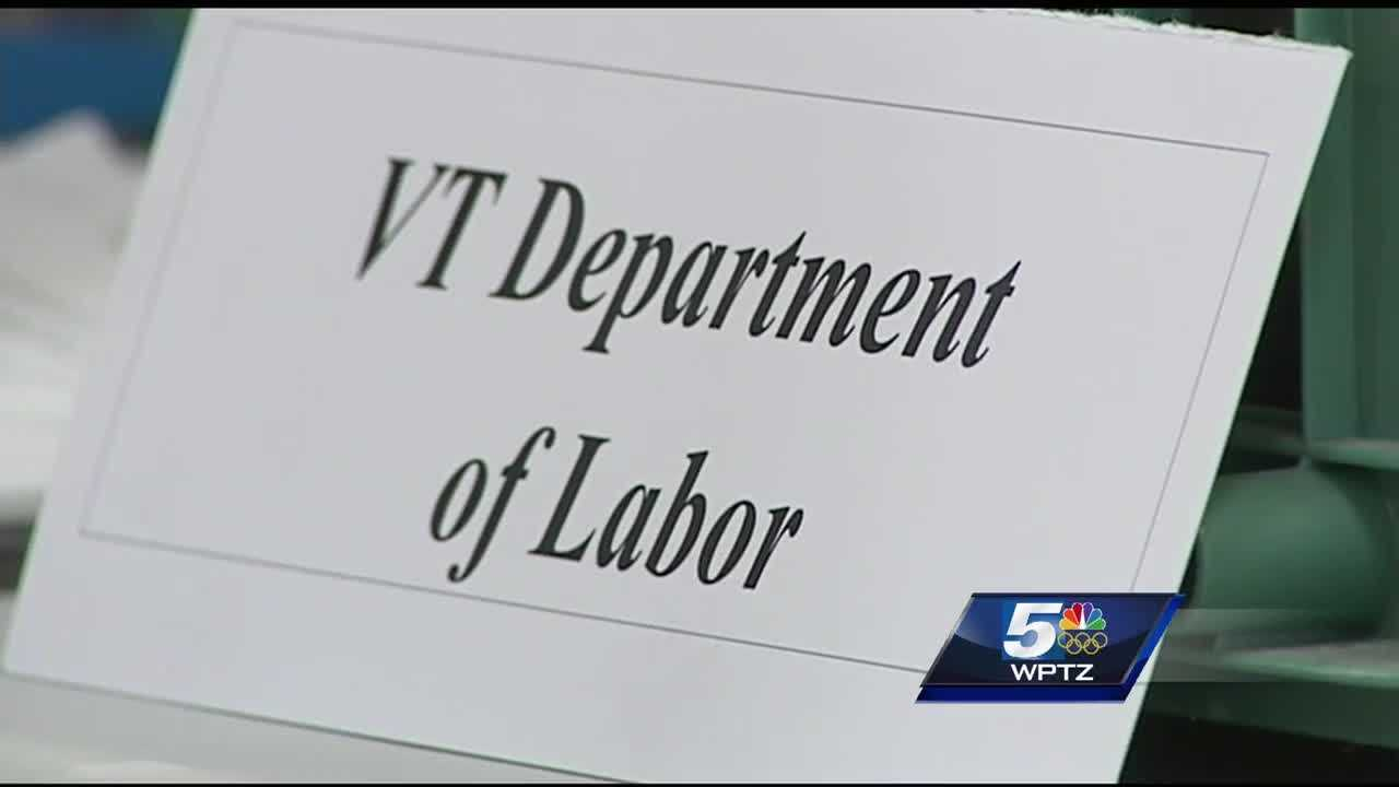 Department of Labor hosts job fair for at-risk youth.