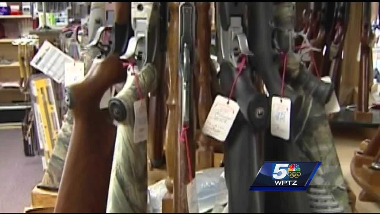 Vermont Mayors Coalition unites over universal background checks for gun buyers.