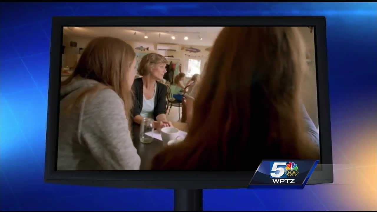 Democrat Sue Minter started airing her second TV commercial Wednesday evening.