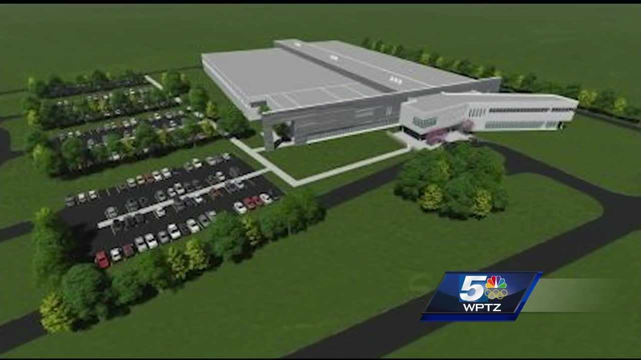 Norsk Titanium announced its plans Monday to open in Plattsburgh.
